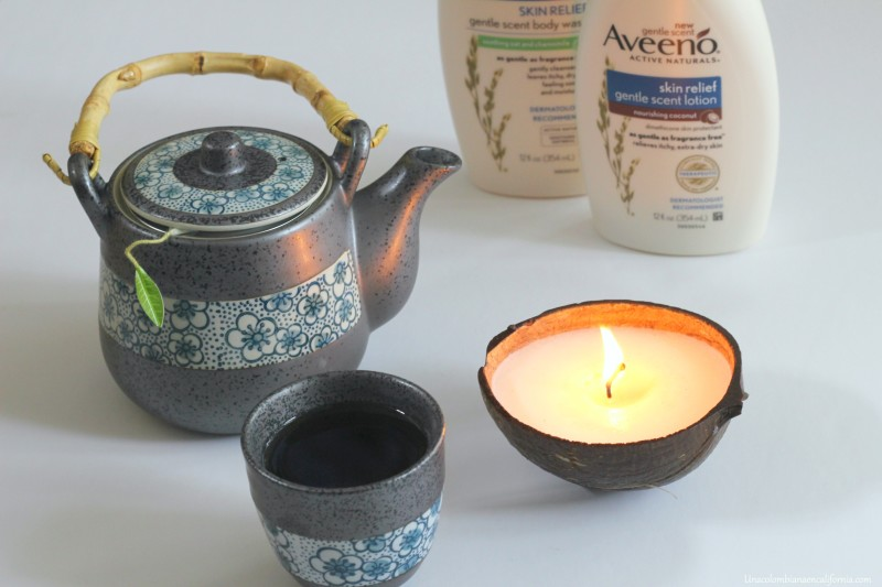 Lo nuevo de Aveeno Scent Relief Gentle Scent