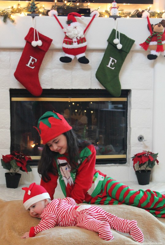 Navidad colombo estadounidense #HallmarkTradiciones