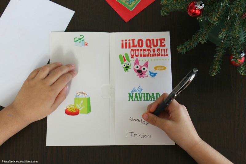 Tarjetas de navidad en español #HallmarkTradiciones