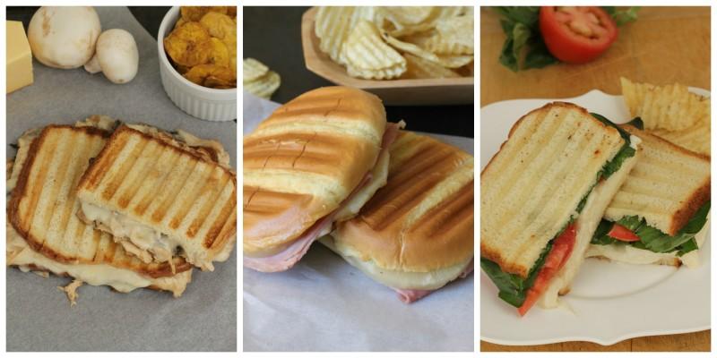 Ideas para sandwiches #UCEC