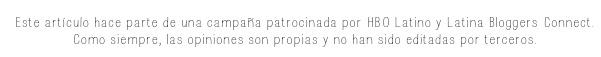 Aclaratoria canvas hbo latino