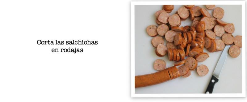 arroz al horno con salchichas receta 2 #WildSideOfFlavor