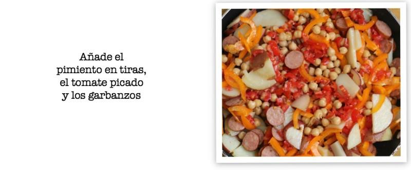 arroz al horno con salchichas receta 4 #WildSideOfFlavor