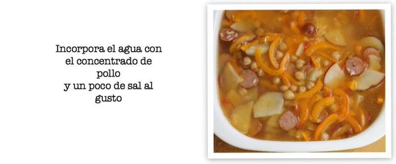 arroz al horno con salchichas receta 6 #WildSideOfFlavor