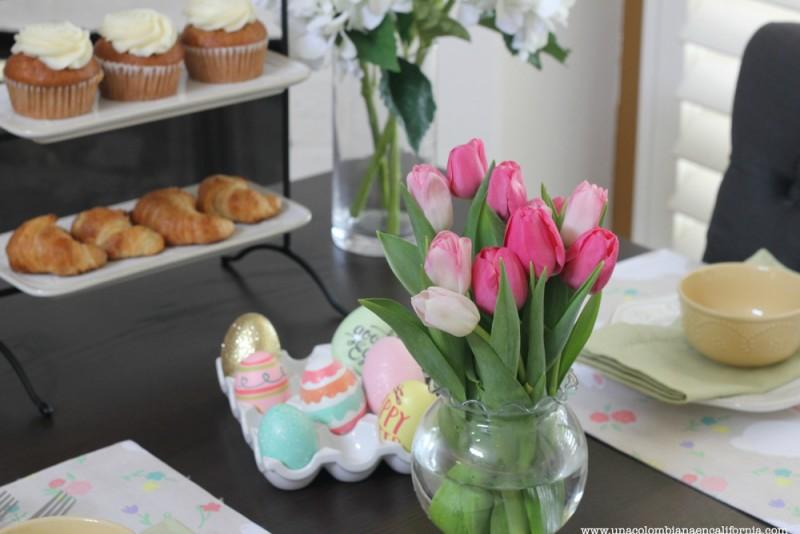 flores-tulipanes-pascua #SpringAtKohls