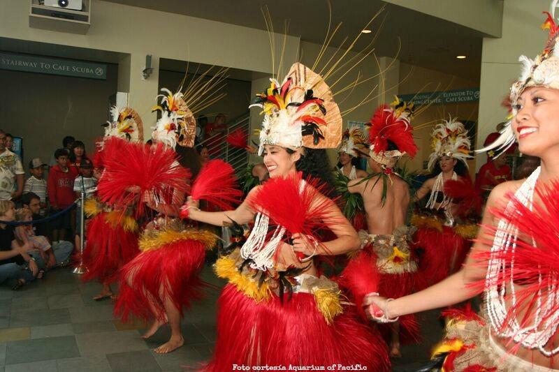 Pacific Islander Festival Aquarium of Pacific