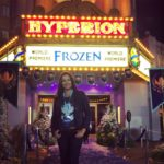 Estreno mundial de Disney Frozen – Live at the Hyperion