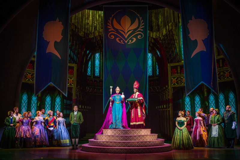 Disney Frozen Live at the Hyperion