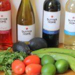Maridaje de aperitivos colombianos y vino
