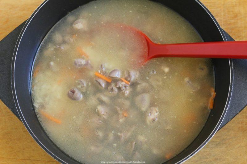arroz con higaditos-de-pollo-receta 2