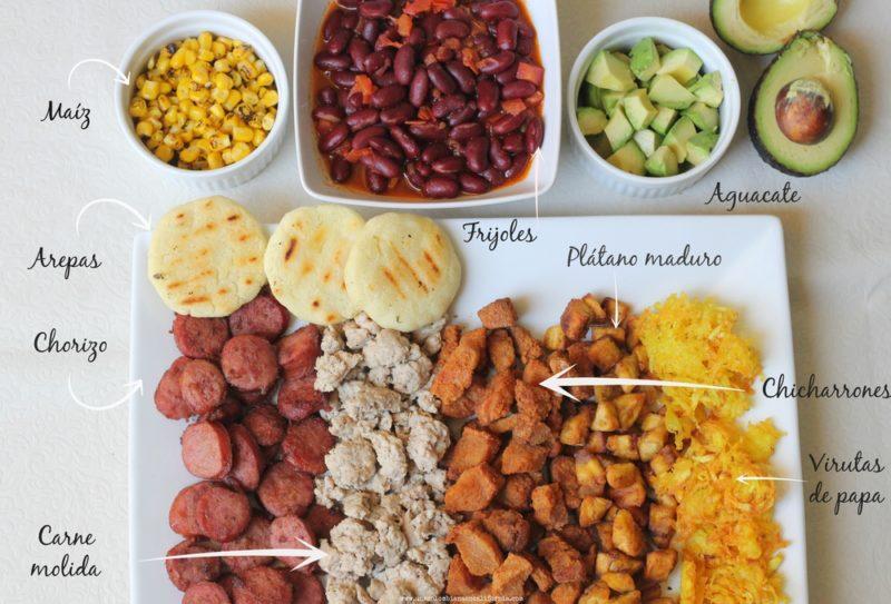 cazuela paisa ingredientes