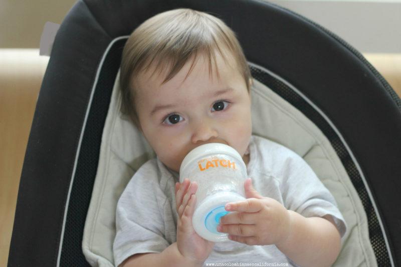 latch-munchkin-bottle #LatchLetsMe
