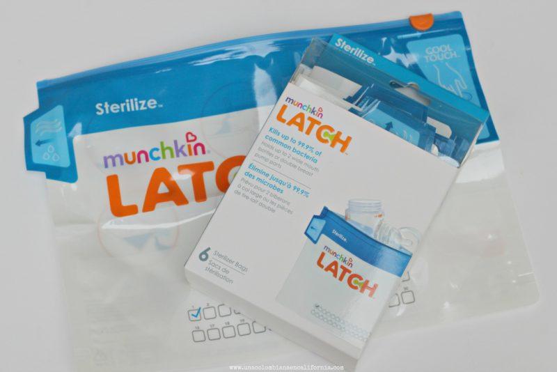 munchkin-bolsas-esterilizadoras #LatchLetsMe