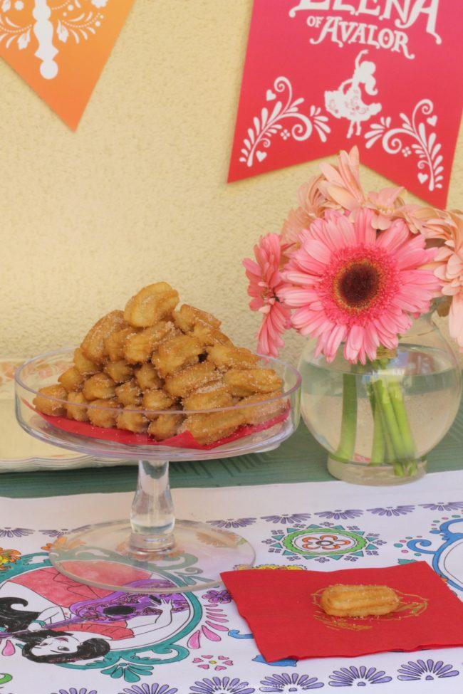princesa-elena-of-avalor-fiesta-churros