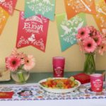 Decoración fiesta Elena de Avalor