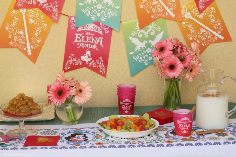 princesa elena of avalor fiesta