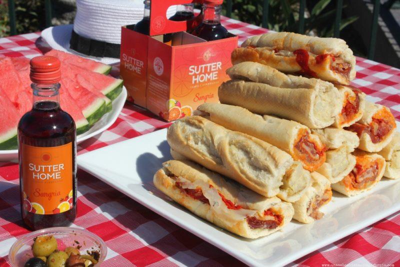 Ideas para un picnic - Comida para llevar de picnic ...