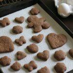 Galletas de chocolate hechas con Nesquik