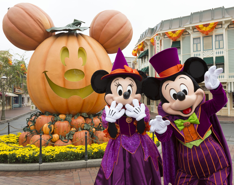 Tickets para Disneyland #HalloweenTime