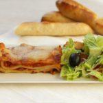 5 acompañamientos para lasagna