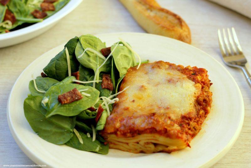lasagna-ensalada-de-espinacas