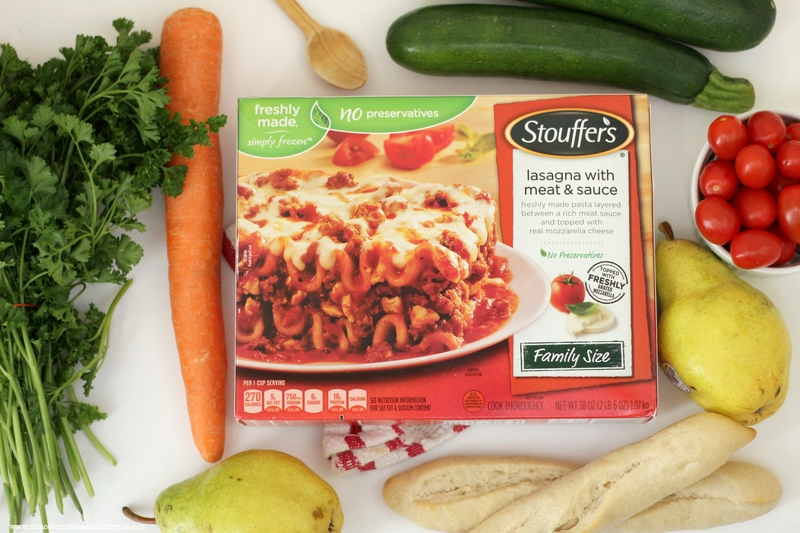 stouffers-lasagna-with-meat #BalanceYourPlate
