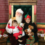 Visitamos a Santa Claus en el North Pole Experience