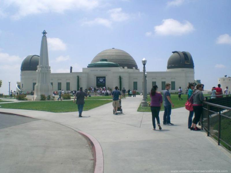 Lugares gratuitos en Los Angeles