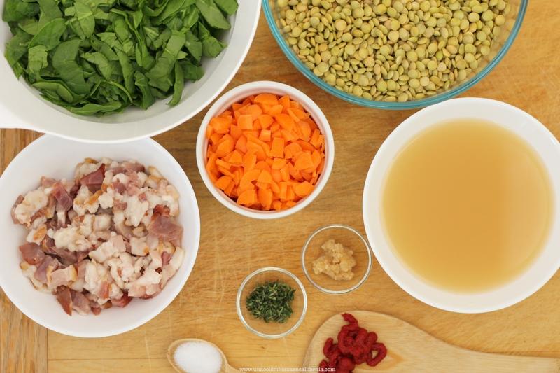 ingredientes-sopa-de-lentejas-espinacas_y_tocineta