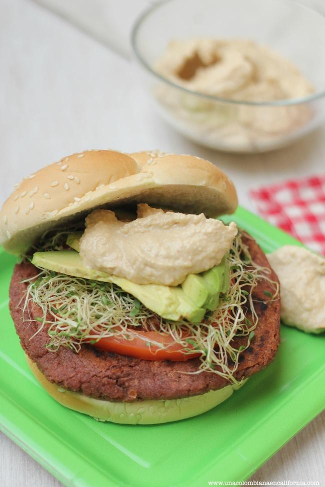 hamburguesas de lentejas #cocinaconknorr