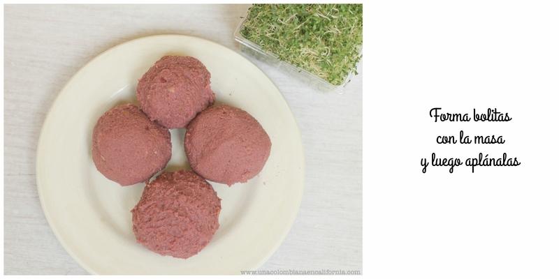 hamburguesas de lentejas #cocinoconknorr