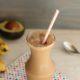 Batido de Chocolate, Banano y Aguacate