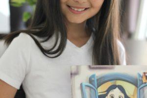 Mumablue, cuento personalizado para niños