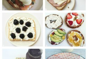 Tostadas de desayuno