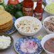 Barra de tostadas, Margaritas picantes y música