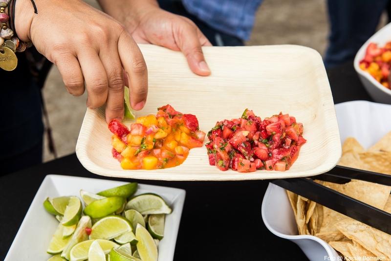 salsa de fresas #PickReal