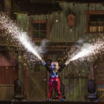 Regresa Fantasmic a Disneyland