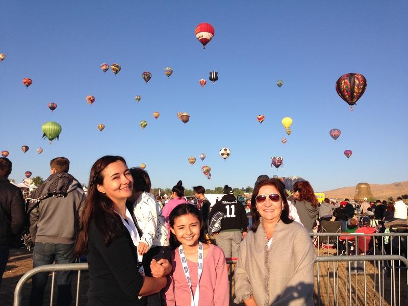 vacaciones familiares en Reno