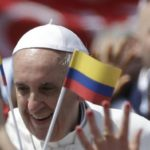 El menú del Papa Francisco en Colombia
