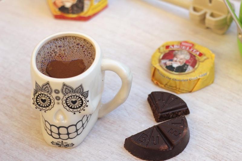 pan frances de chocolate