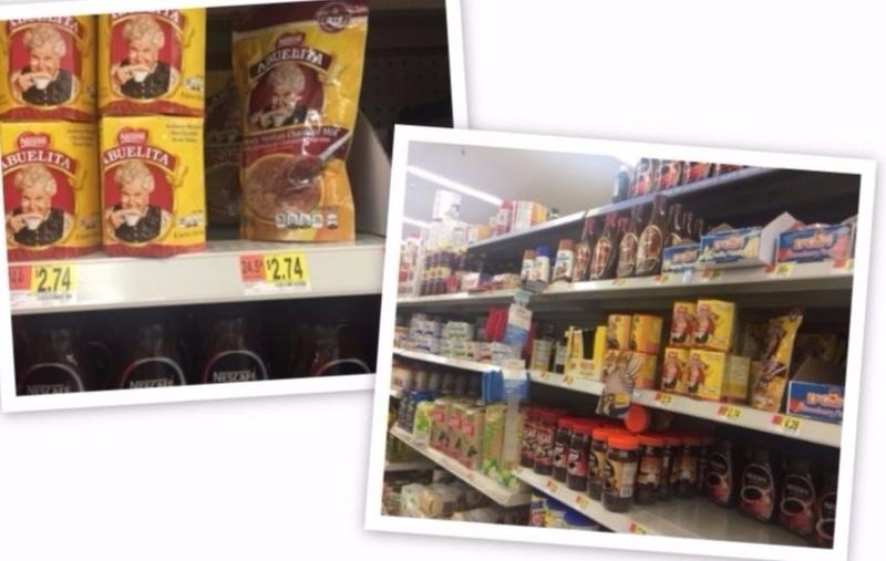 Nestle abuelita Walmart
