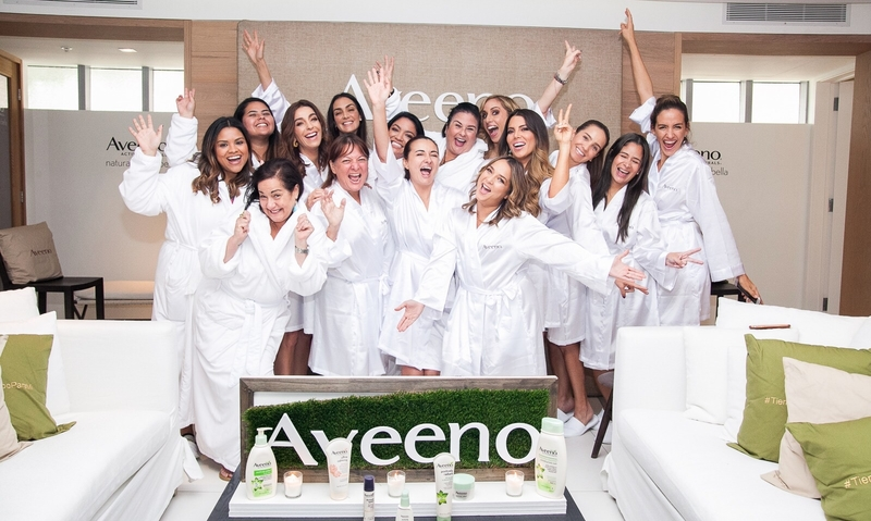 Aveeno Miami Una colombiana en California