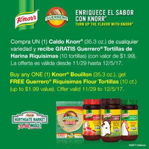 Knorr Northgate Gonzalez Market