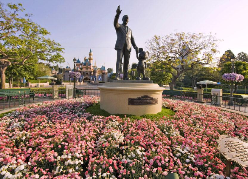 Descuentos en hoteles y boletos de Disneyland