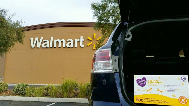 #WalmartBaby Parent's Choice