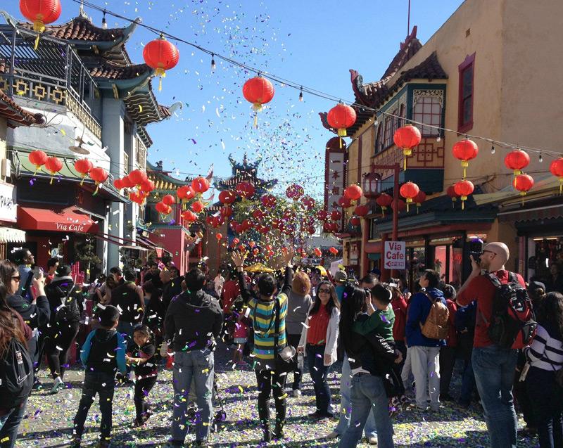 Año nuevo lunar #LingLingAsianFood
