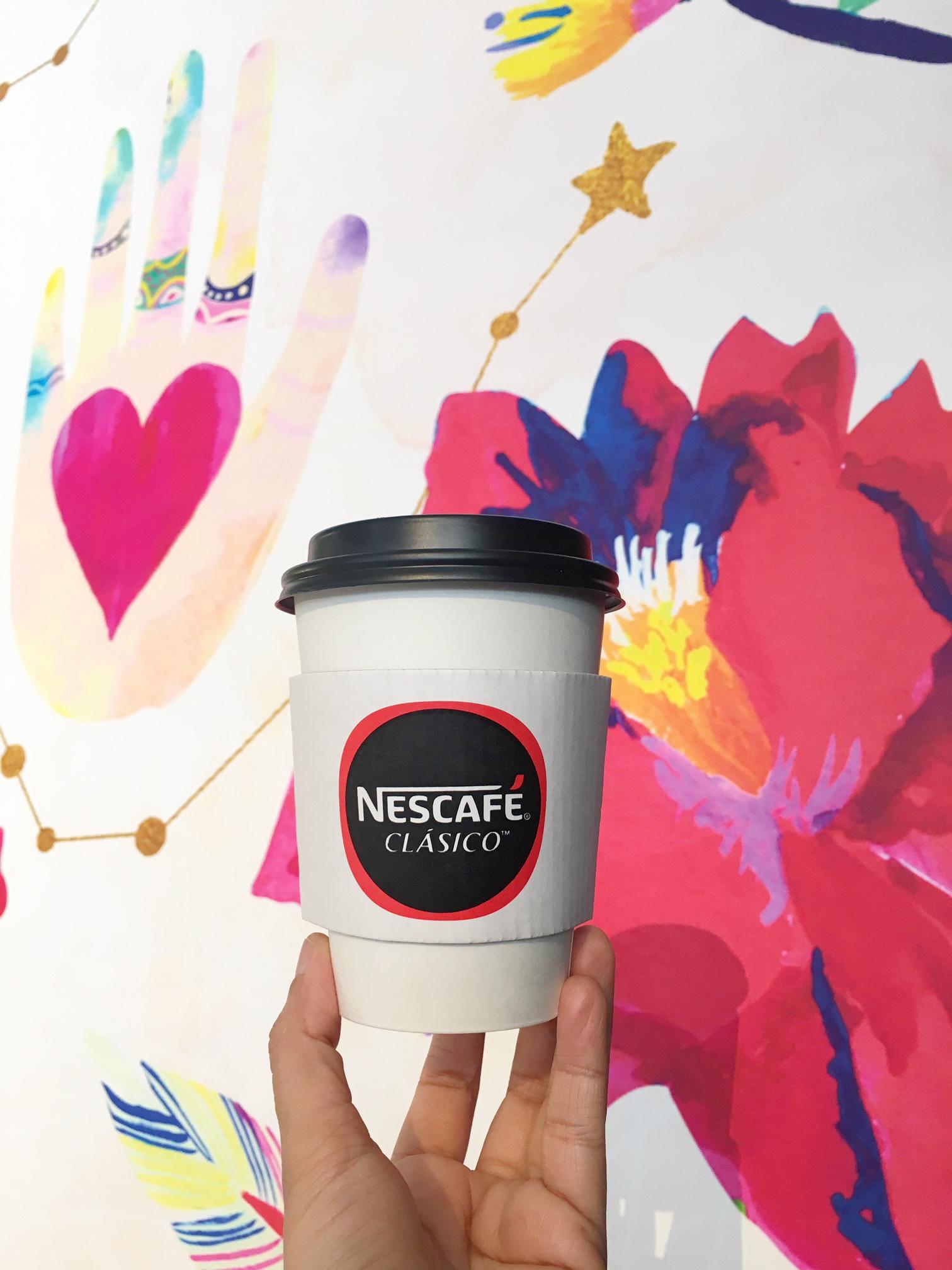 Nescafe #WeAllGrow