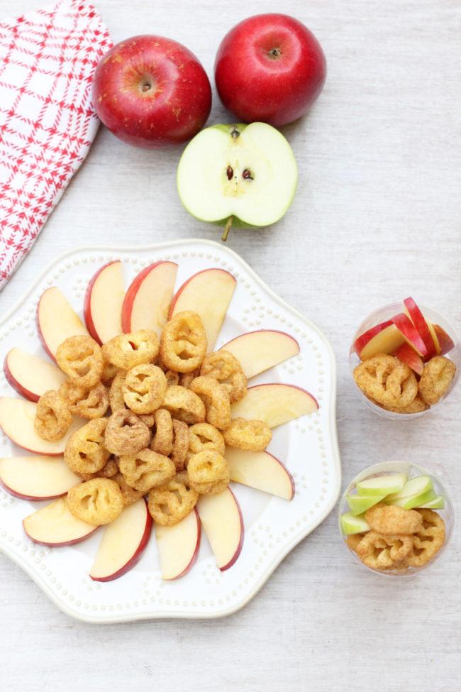 manzana con canela #FlavoredFrozenFun #Froster