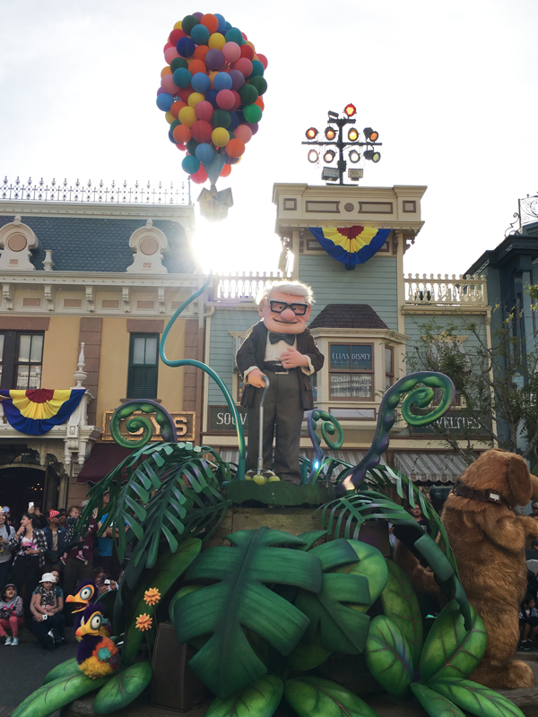 Pixar Fest UP Carl