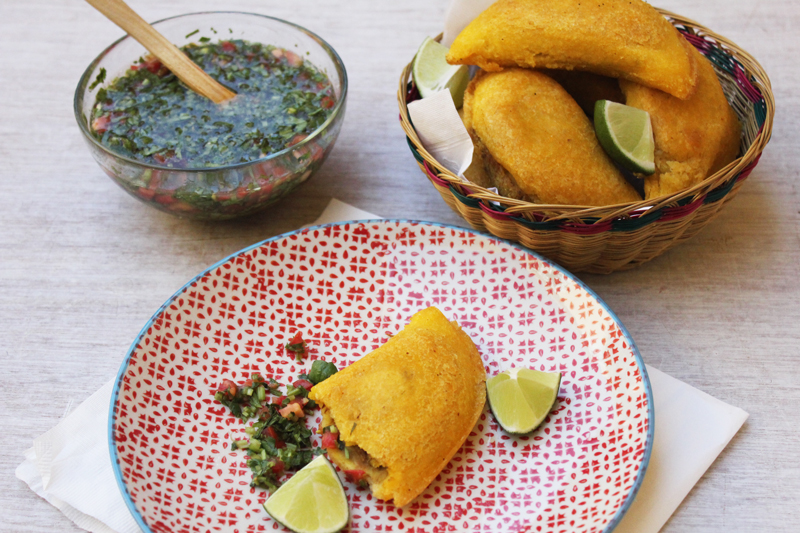 aji colombiano receta